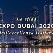 Expo Dubai 2020: La sfida dell'Italia nel Programma del Commissario Paolo Glisenti