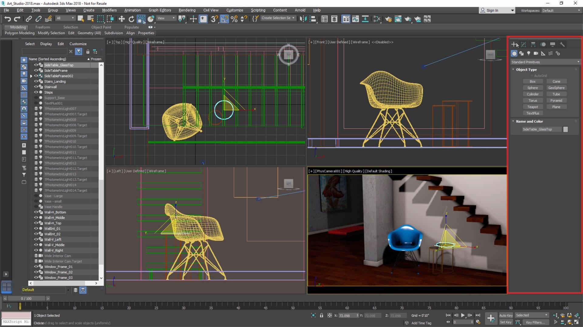I migliori programmi di animazione 3d per videogiochi vfx for Programmi per rendering