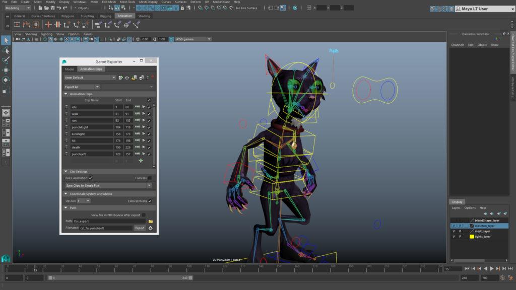 Autodesk Maya - Uno dei Migliori software di animazione 3D per Film e Videogiochi