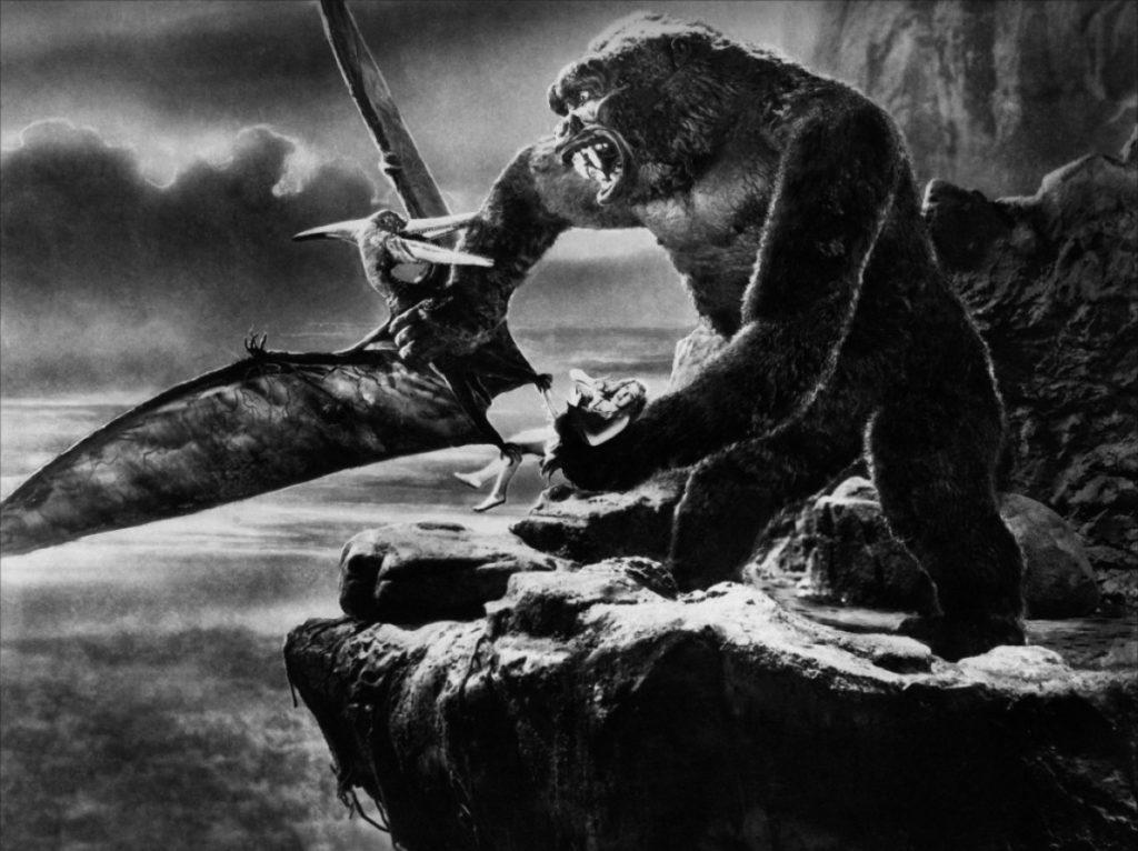King Kong 1933 esempio di primi effetti speciali nel cinema