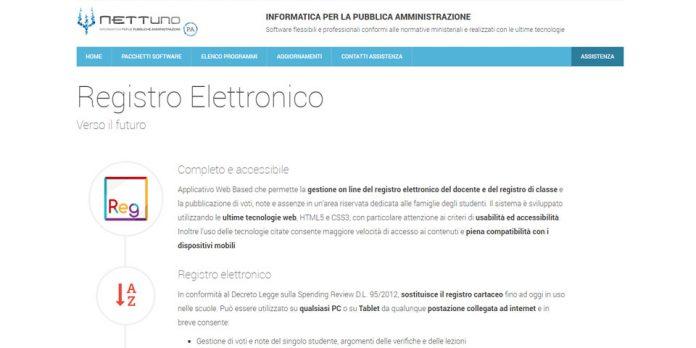 Registro elettronico Nettuno
