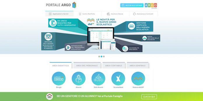 ScuolaNext: il Registro Elettronico della Argo Software